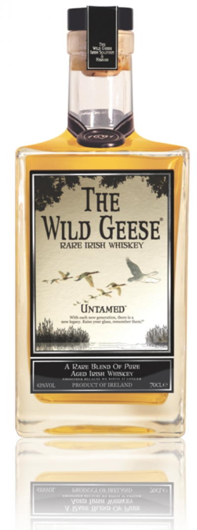 The Wild Geese Rare Whiskey