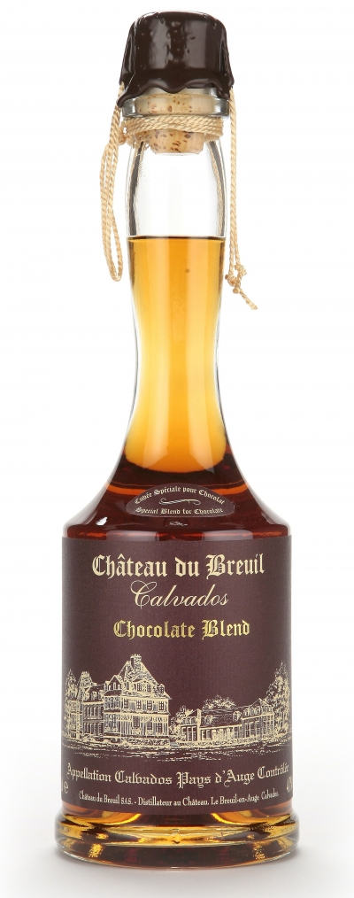 Calvados Château du Breuil - The Chocolate Blend