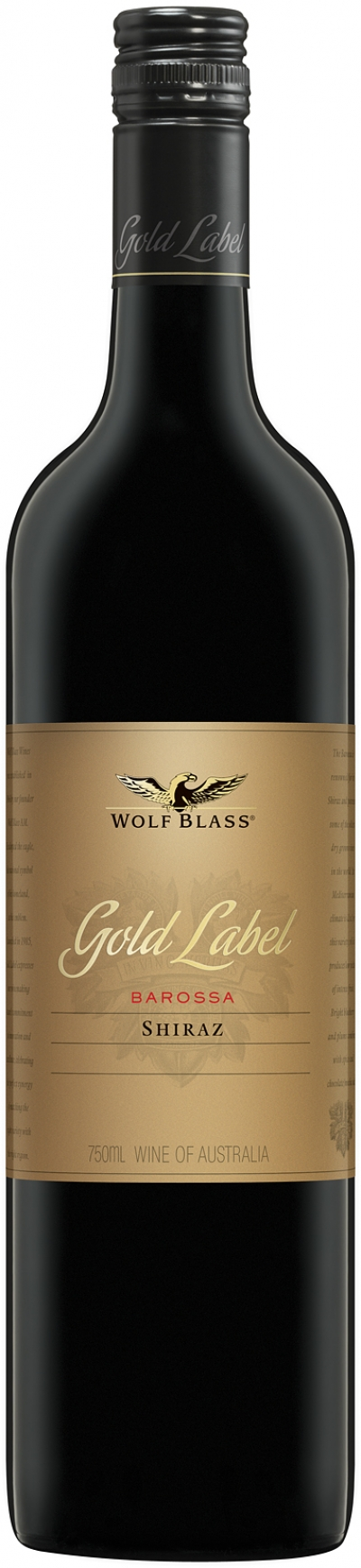 Wolf Blass Gold Label Shiraz